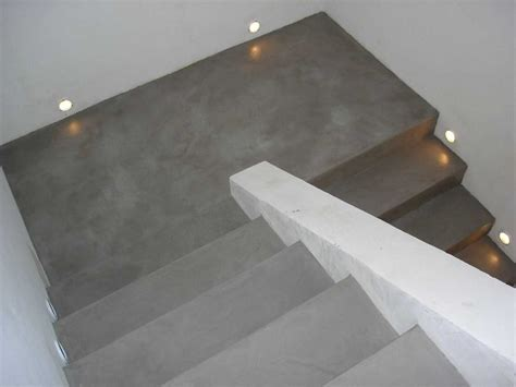 Escalier Moderne Beton by Peindre Escalier Beton Interieur Galerie Avec Peindre