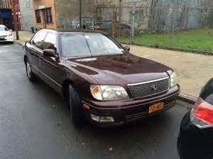 Lexus Ls 1998 1998 Lexus Ls 400 Pictures Cargurus
