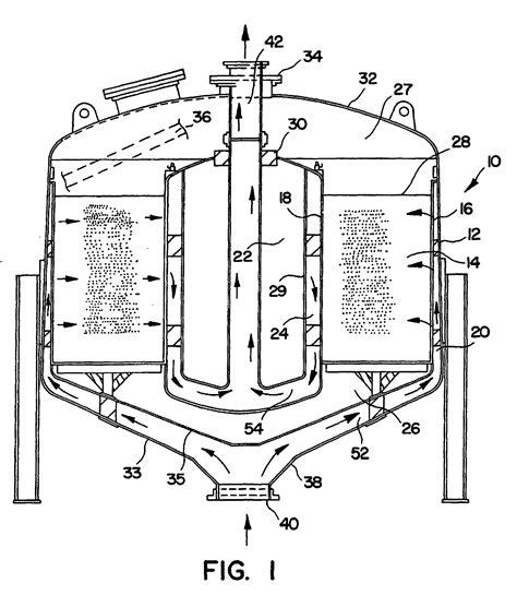 vacuum pressure swing adsorption patent ep0820798b1 radial bed vacuum pressure swing