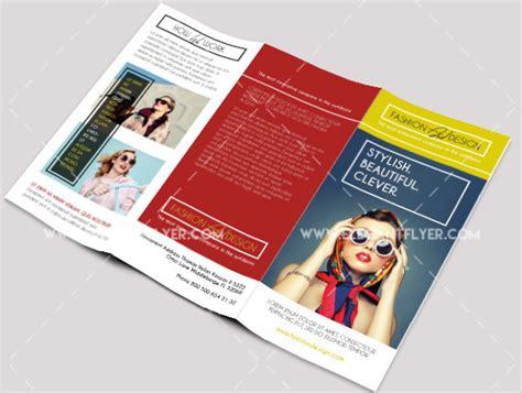 fashion brochure template 23 fashion brochure templates free premium