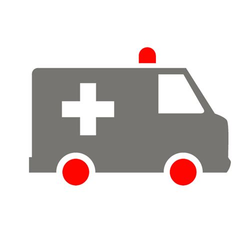 emergency room icon using magnus911 to aid in cus safety