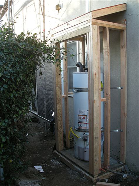 Heating A Shed by Water Heater Shed 1 19 08 This Is More Exciting Than