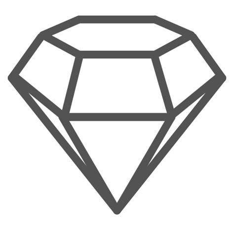 diamond tattoo png diamond outline pictures to pin on pinterest pinsdaddy