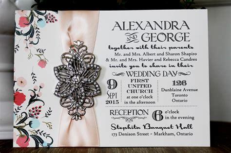 Wedding Invitation Cards Vancouver by Wedding Invitation Cards Vancouver Vancouver Cards