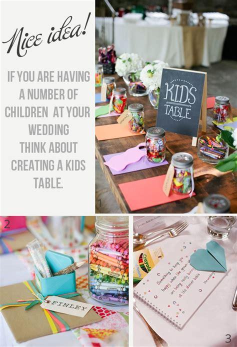 Wedding Reception Activities by Children S Wedding Activity Packs The Wedding Of My