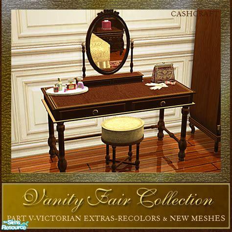 Vanity Fair Vanity Table by Cashcraft S Vanity Fair Extras Vanity Table Stool Recolor
