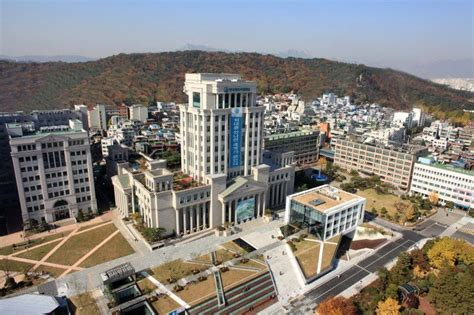 Seoul National Mba Scholarship by Hankuk Of Foreign Studies International
