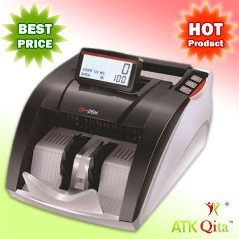 Best Produk Alat Penghitung Uang Porrtable Bill Counter V Ygy 231 mesin hitung uang dan pendeteksi uang palsu secure ld 26m