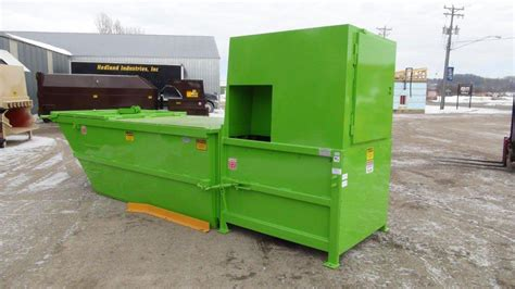 garbage compactor buying a commercial trash compactor what you need to know