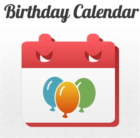 Birthday Calendar App Free Iphone Birthday Reminder App That Imports Birthdays