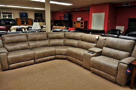 southern motion sectional sofa southern motion dazzle reclining sectional sofa with 5