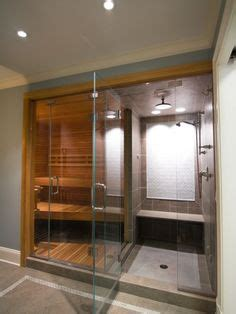 turn bathroom into sauna 1000 images about sauna steam rm ideas on pinterest
