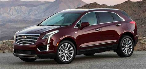 2018 cadillac xt5 2018 cadillac xt5 release date and redesign 2018 2019