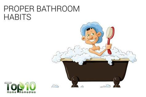 bathroom habits how to get rid of hemorrhoids piles page 3 of 3 top