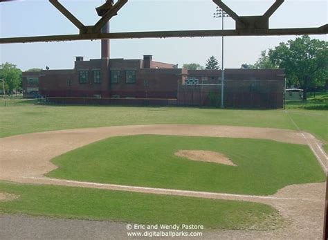 erie field and ainsworth field erie pennsylvania former home of the erie sailors ny penn