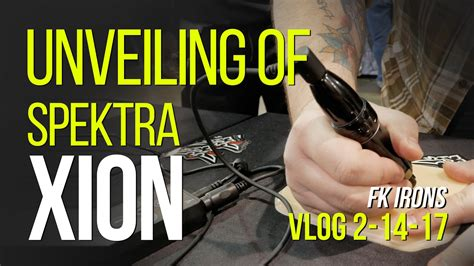kd 151 tattoo pen spektra xion unveiling philadelphia tattoo show youtube
