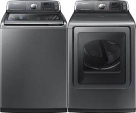 Clothes Washer And Dryer Reviews Dominate Your Laundry With The Samsung Activewash Pair