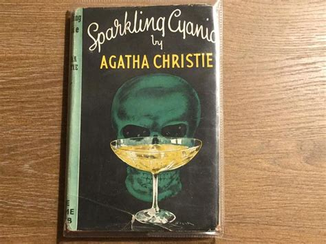 sparkling cyanide agatha christie 0007354703 agatha christie sparkling cyanide 1947 catawiki