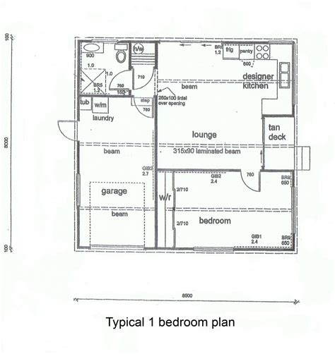 floor plans 1 bedroom 1 bedroom cottage plans joy studio design gallery best