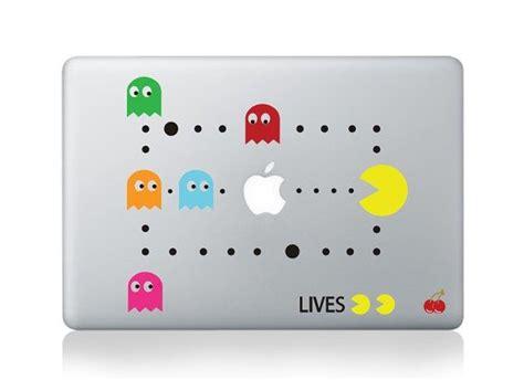 Sticker Macbook Pro Retina Air 13 Pacman Apple Mx001 42 best silhouettes images on mac stickers