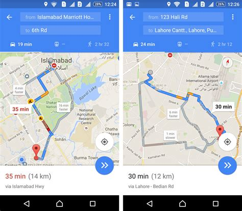 road live live traffic feature on maps is finally enabled for