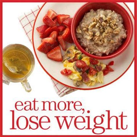 Eat Lose Weight by How To Eat More Lose Weight Diabetic Living