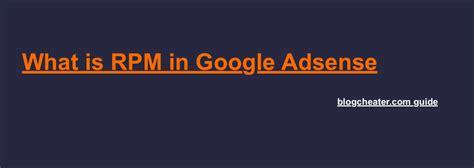 adsense rpm calculator rpm google adsense rpm google adsense definition blog