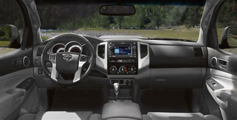 2014 Tacoma Interior by Top 5 Reasons Why A 2014 Toyota Tacoma In Ontario