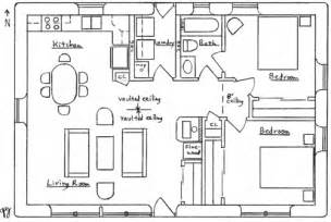 Simple Ranch Style House Plans Solar Ranch House Plan