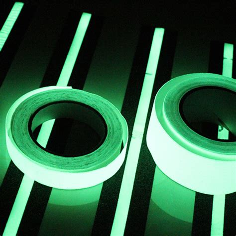 glow in the jakarta glow in the luminous adhesive 1 5 cm x 10 m