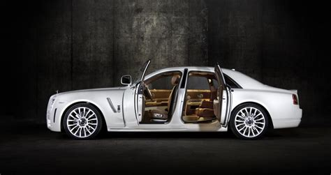 roll royce ghost white mansory rolls royce white ghost limited