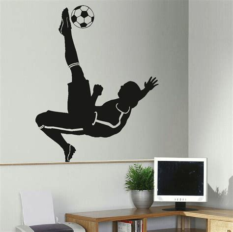 Star Wars Wall Murals Wallpaper large football footballer wall mural transfer art sticker
