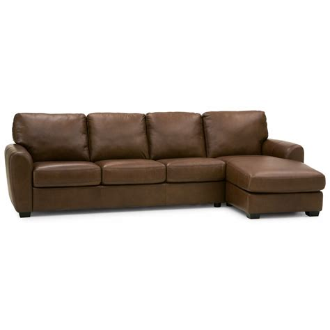 palliser sectional sofa palliser connecticut contemporary sectional sofa with rhf