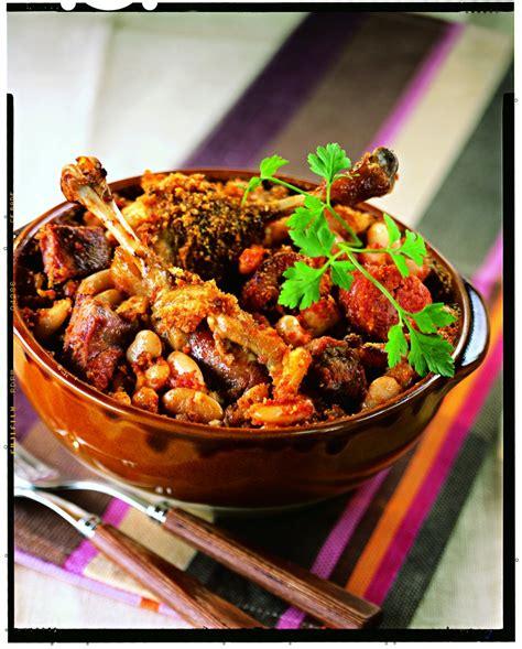 recettes de cuisine v馮騁arienne recette le cassoulet d adrienne