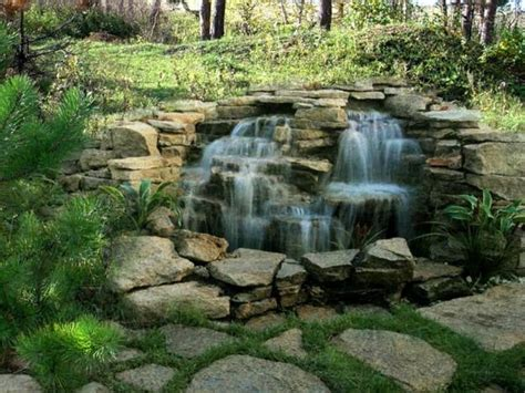 Backyard Waterfall Ideas by 20 Spectacular Backyard Ideas Waterfalls That Top