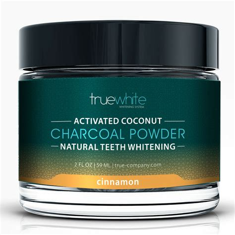 amazoncom true white activated charcoal teeth whitening