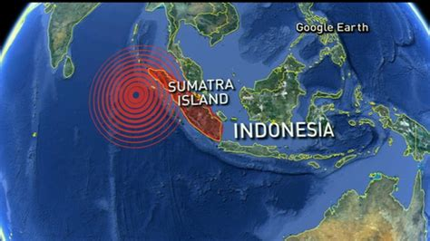 earthquake just now in indonesia northern sumatra indonesia earthquake 28 march 2005