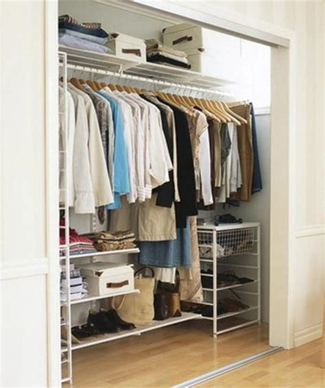 Wardrobe Closet Ideas 18 wardrobe closet storage ideas best ways to organize clothes removeandreplace