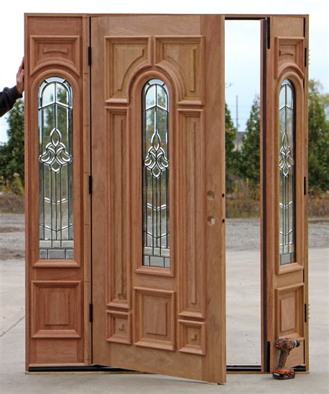 Exterior Door Sidelights Is Our Door Is Big For The Entryway How Can We