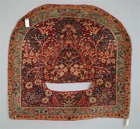 rug a saddlery antique saddle cover kerman rugs