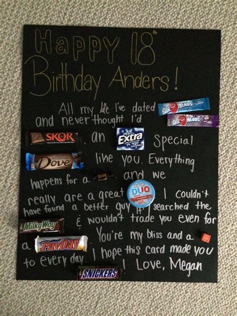 18th Birthday Card For Boyfriend Boyfriend S 18th Birthday Card Cool Photos Pinterest