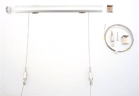 complete art hanging system gallery art quality display