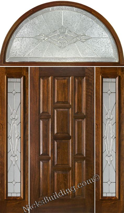 interior doors with arched transom exterior doors with arched transoms