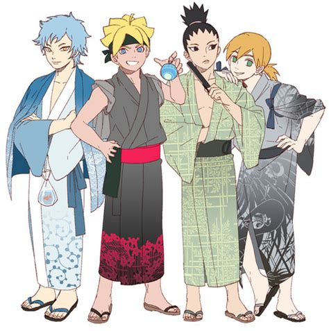 boruto quien es mitsuki paisdovento mitsuki boruto shikadai e inojin