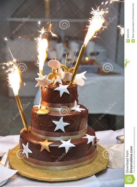 celebration cake stock  image
