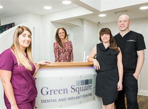 private dentist  rotherham green square dental
