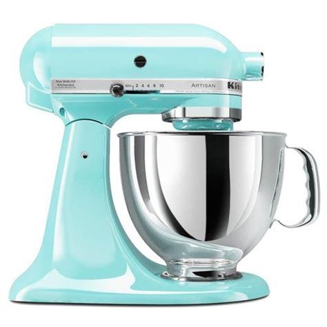 Kitchenaid Light Blue Artisan 5 Quart Stand Mixer