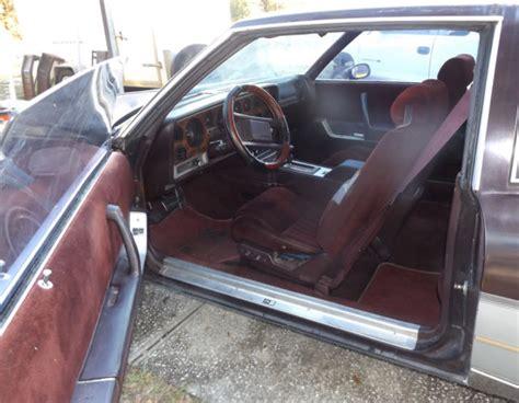 1986 pontiac grand prix le 1986 pontiac grand prix le coupe 2 door 5 0l for sale in