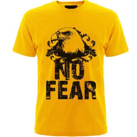 Tshirt Nofear 10 mens t shirts no fear