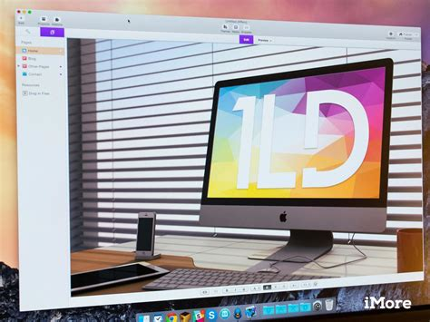 rapidweaver themes exles rapidweaver 6 arrives with new tools themes and more imore